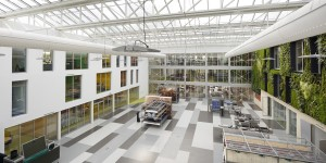 Vencomatic Venco Campus met interieur door Burobas