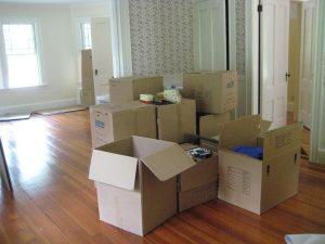 Wij gaan eerdaags verhuizen naar Leiden