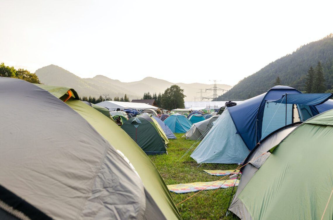 campings open met Pasen