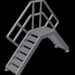 Verschillende soorten industriële trappen kopen