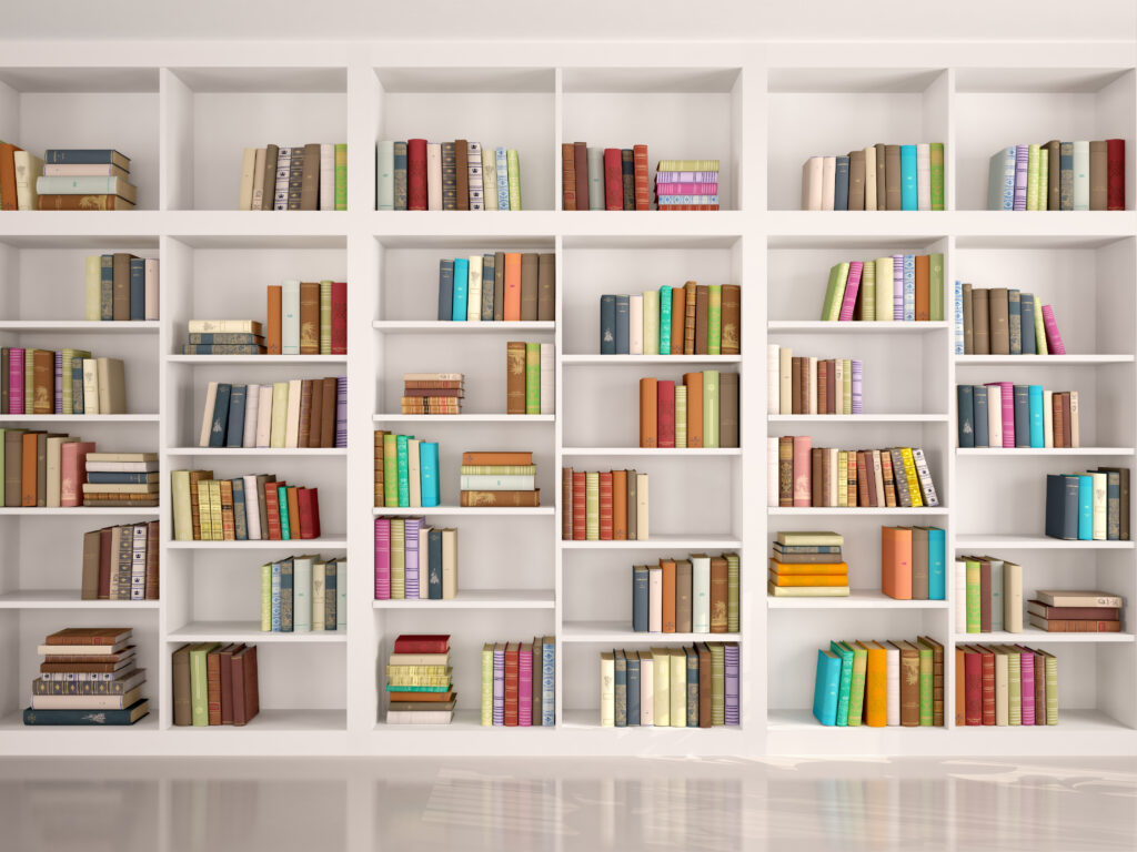 Boekenplank op maat